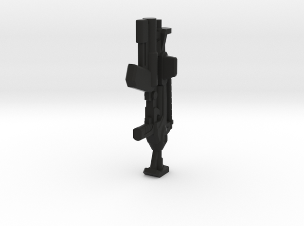 RB Riffle BULLPUP 3d printed