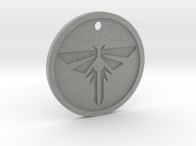 The Last of Us: Firefly pendant (Joe Warren) 3d printed