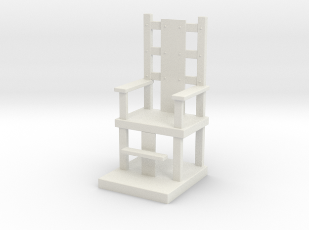 1:24 Electric Chair 3d printed