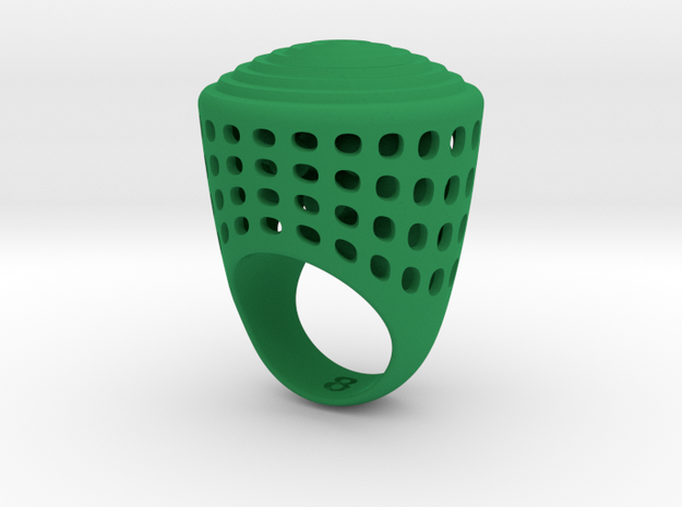 KXX sound ring size 8 - 18.2 mm 3d printed