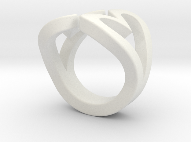 2Hearts size 9 3d printed