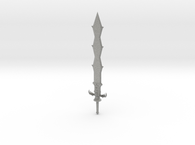 Sword of Demise - Legend of Zelda: Skyward Sword 3d printed