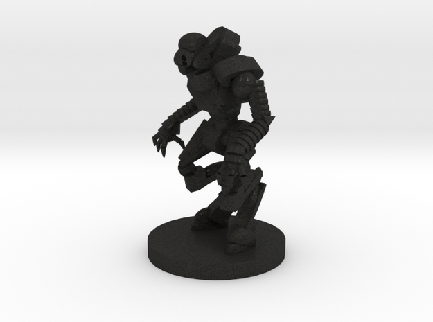 DARQ-9, 28mm Miniature 3d printed