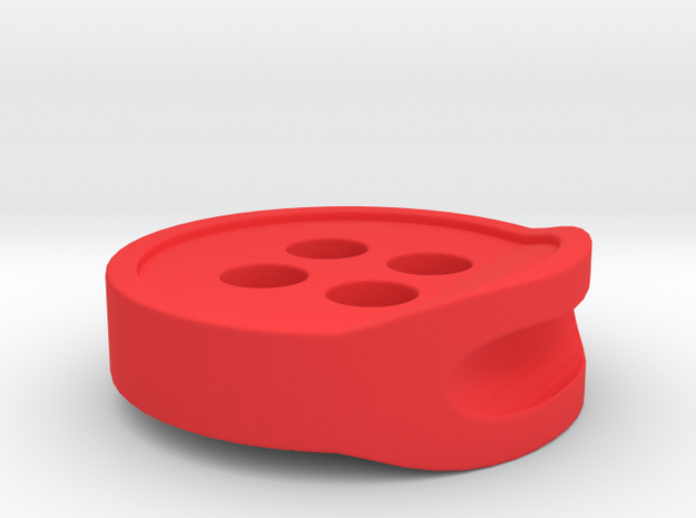 3D PRINTED HEADPHONE BUTTON 3d printed