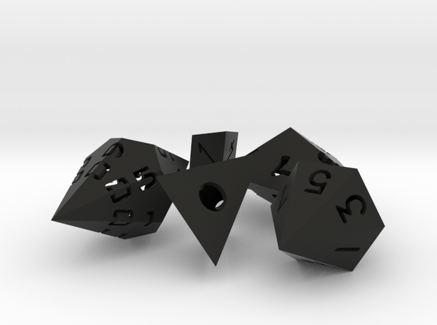 Isodice bundle 3 3d printed