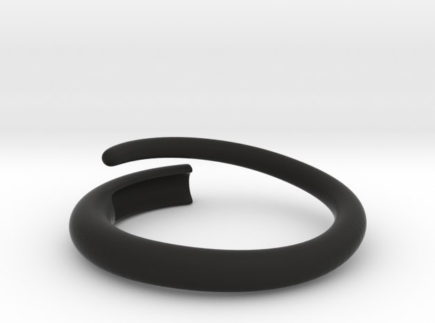 Snap ring. Size 20.5mm 3d printed