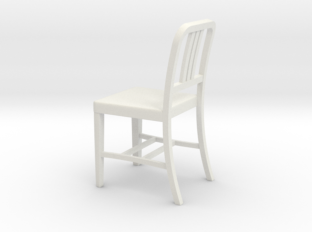 1:24 Alum Chair 2 (Not Full Size) 3d printed