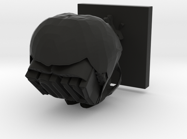 Folly Skull 3d printed