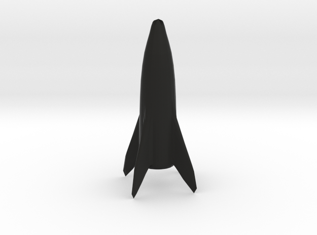 Rocket Top for No.2 Pencil 3d printed