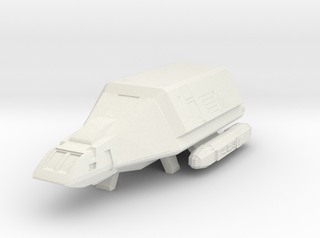 1/1000 Scale Scamper, Kawe Nuinga Class 3d printed