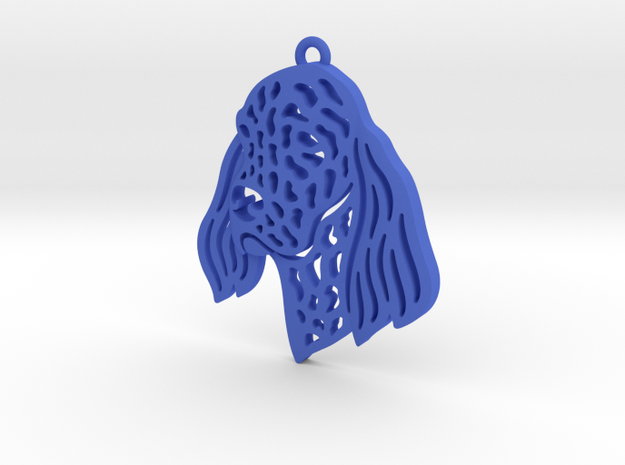 Cute pet pendant. 3d printed