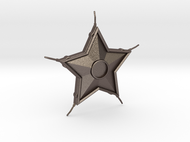 Smallville Starro Device Replica Prop 3d printed