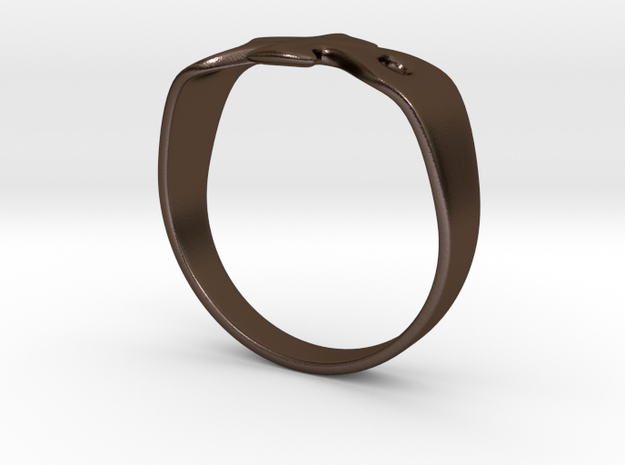 Cross ring US12 3d printed