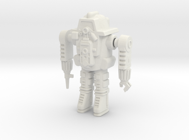 GV10 Powered Armor (28mm) 3d printed