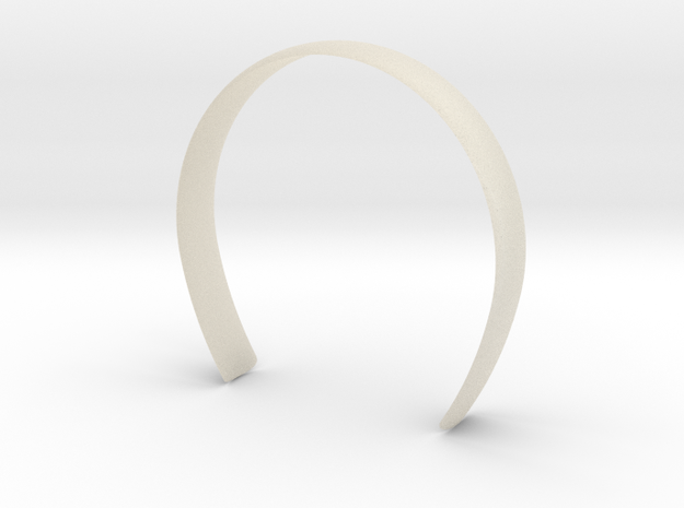 Alice Band Or Head Band Wider 3d printed