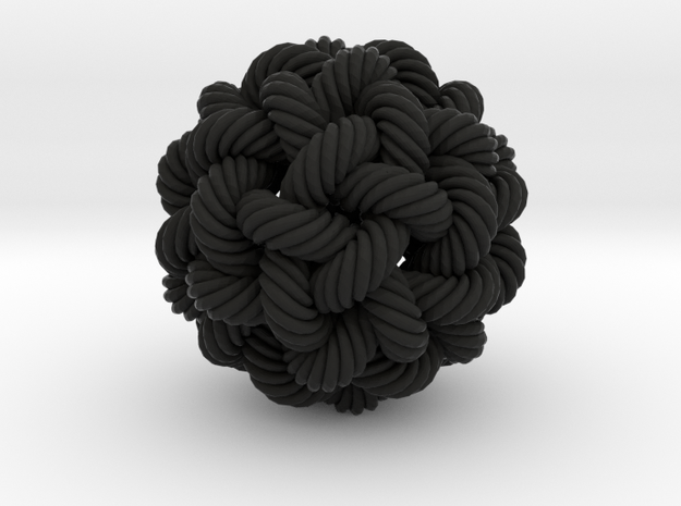 Rope Bead (XL) 3d printed