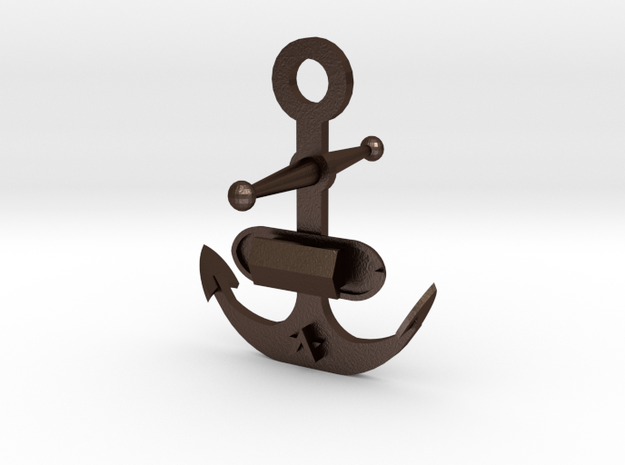 Anchor and Ark 3d printed
