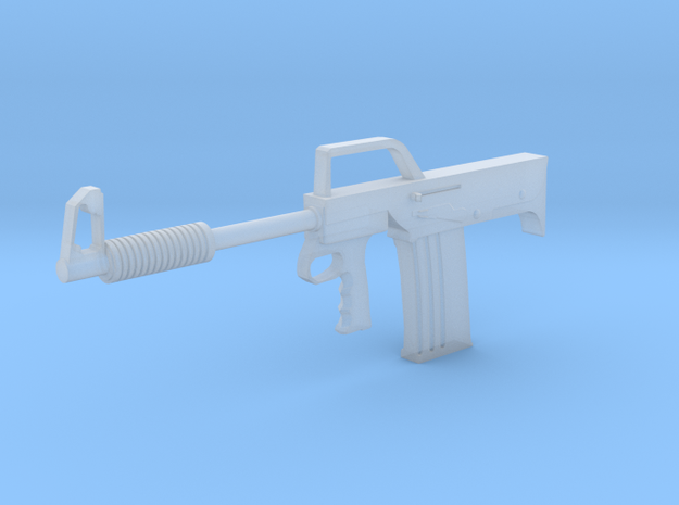 1/18 KS-23K Shotgun 3d printed