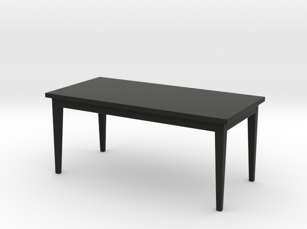 1:39 Scale Model - Table 08 3d printed