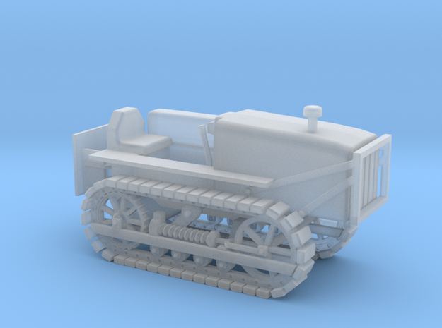 Caterpillar D4 - Zscale 3d printed