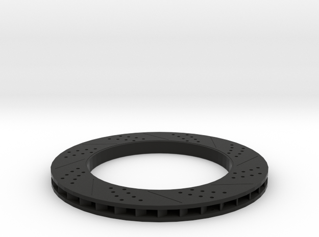 brake disk part 3 (repaired) 3d printed