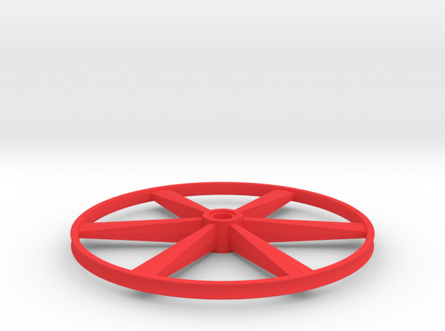 "CHAPP, 1:8 Scale, 26"" Bicycle Wheel, 120904 3d printed"