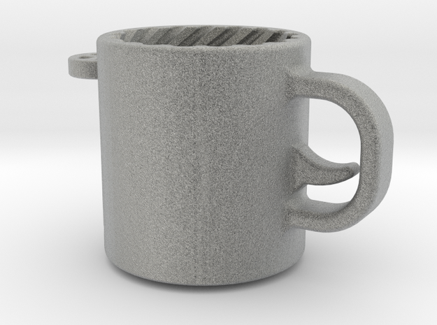 Gun Barrel Universal Shot Glass ;-) 3d printed