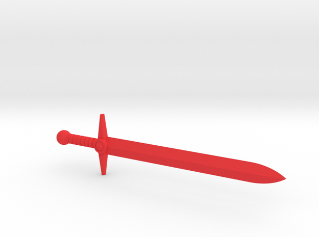 ModiBot Long Sword 3d printed