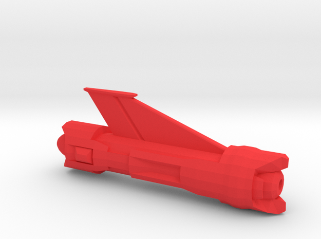 Smaller NV-Nacelle 1 3d printed