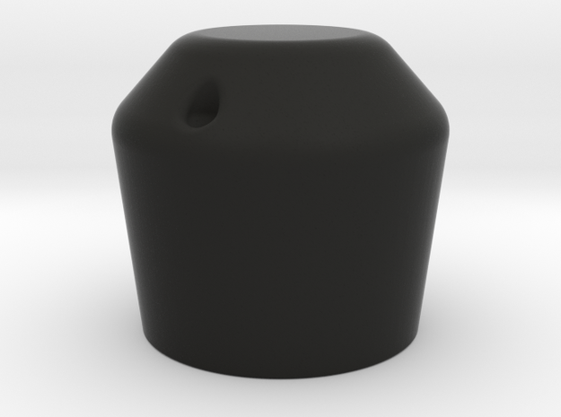 Panhead Knob for control knobs 3d printed