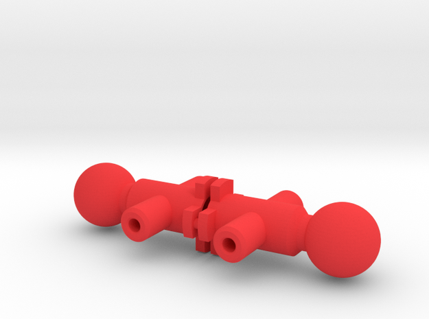 Wrist Adaptor - Extremely Enormous Extremities 3d printed