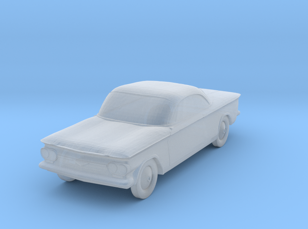 1963 Corvair - Zscale 3d printed
