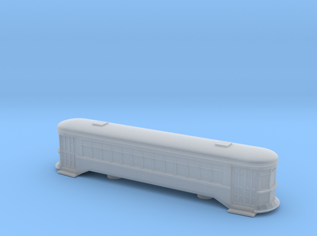 Streetcar - Nscale 3d printed