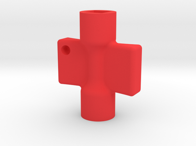 radiator key 3d printed