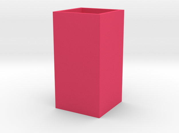 Tower Vase Short 1:12 scale 3d printed