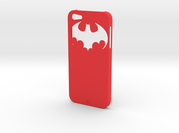 iPhone 5 Batman Case 3d printed