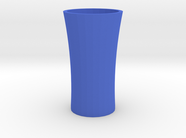 Floor Vase Tall 1:12 scale 3d printed
