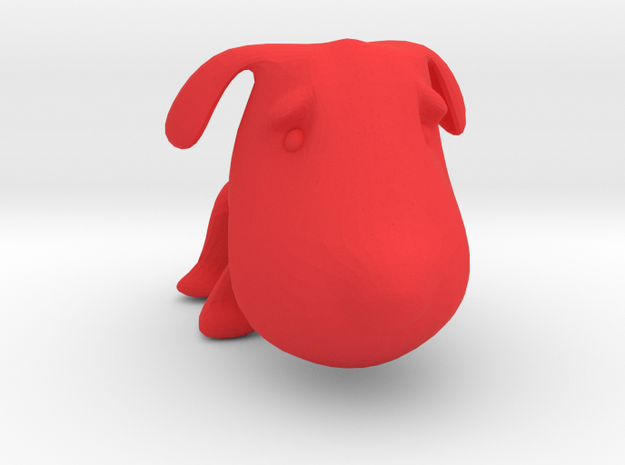 Tales from Miffs and Tales Cartoon - Puppy, Dog, T 3d printed