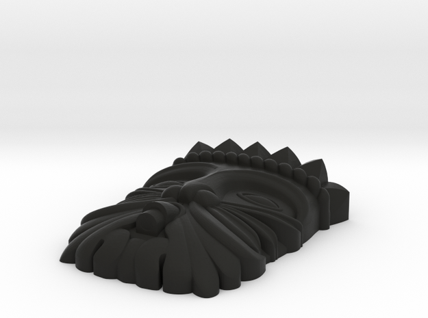 mask 99 Cannelle - L'Aquila 3d printed