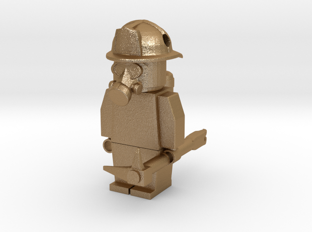 Firemen 1000 (Showcase) 3d printed