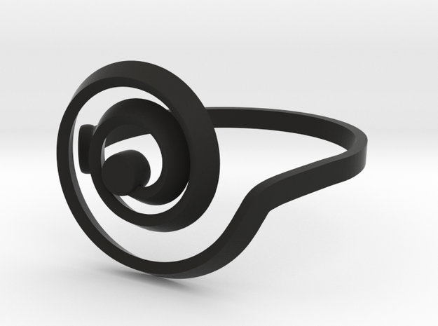 Inspir-al Me Do - Ring - size54 - diam17,2mm 3d printed