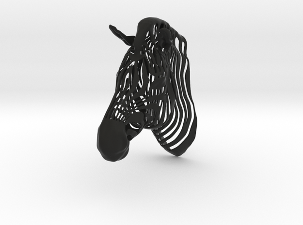 Wired Life Zebra 3d printed