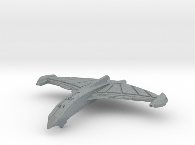 Attack spaceship Blood Hawk (Smaller) 3d printed