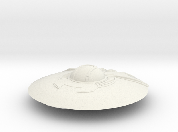 Crypto Saucer 3d printed