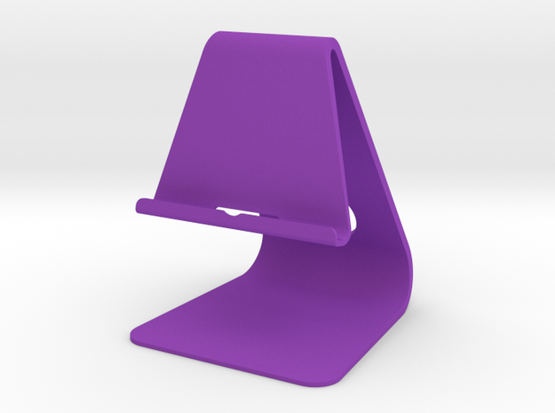 The iPad Stand 3d printed