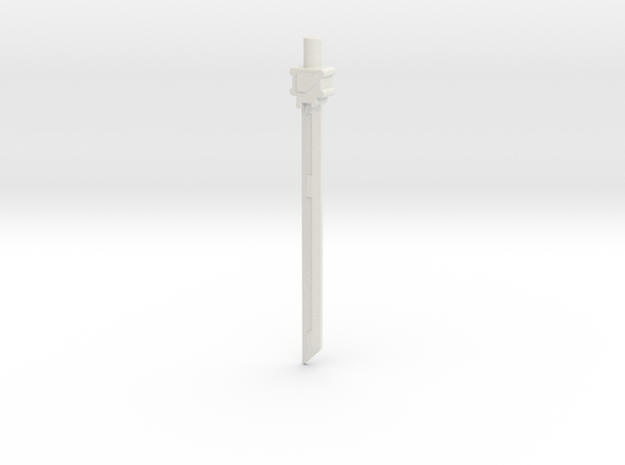 Kreo Kreon Prime Sword 3d printed