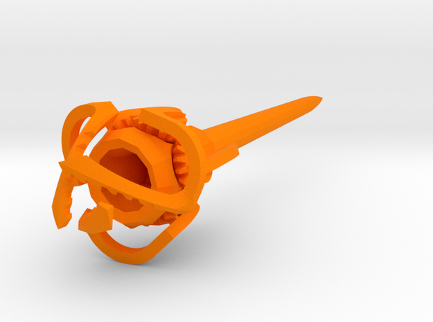 Mechanical Hairpin 3d printed