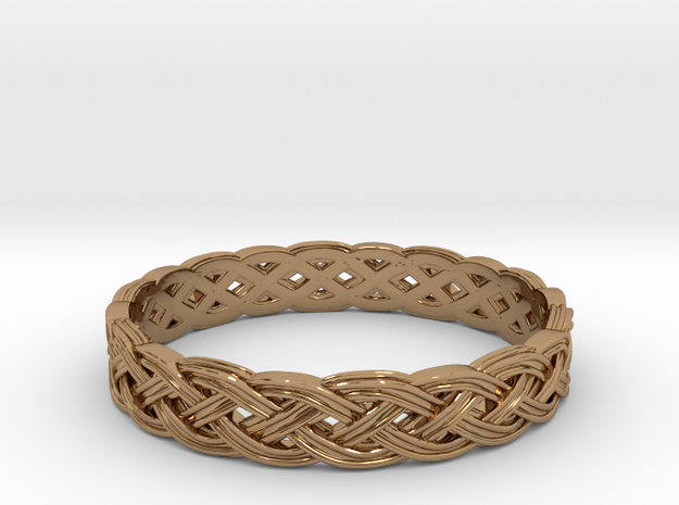 Hieno Delicate Celtic Knot 3d printed
