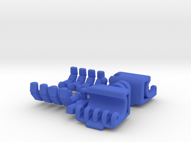 FOC Soundwave Hands 3d printed