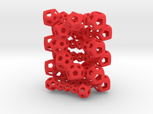 Quintessence Inflation 3d printed